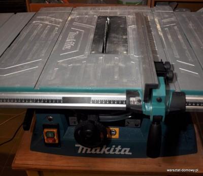 DSC 1339 400x346 Pilarka Stołowa Makita MLT100