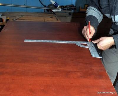 DSC 1446 400x328 Projekt: Stół warsztatowy