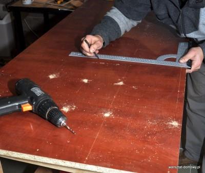 DSC 1456 400x339 Projekt: Stół warsztatowy