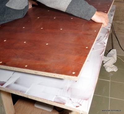 DSC 1483 400x370 Projekt: Stół warsztatowy