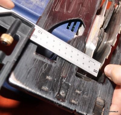 DSC 2343 400x380 Prowadnica do pilarki ręcznej   efektywny sposób na proste linie