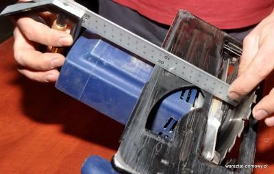 DSC 2347 400x255 Prowadnica do pilarki ręcznej   efektywny sposób na proste linie