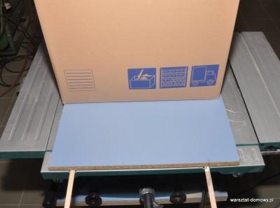 DSC 2310 400x297 Sanki do piły stołowej do dokładnego cięcia listew