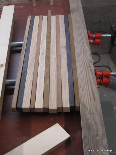 IMG 0836 375x500 Deska dokrojenia zkolorowego drewna