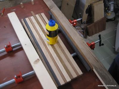 IMG 0841 400x300 Deska dokrojenia zkolorowego drewna
