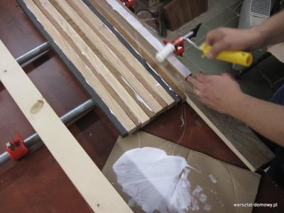 IMG 0849 400x300 Deska dokrojenia zkolorowego drewna