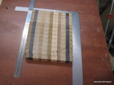 IMG 0892 400x300 Deska dokrojenia zkolorowego drewna
