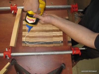 IMG 0902 400x300 Deska dokrojenia zkolorowego drewna