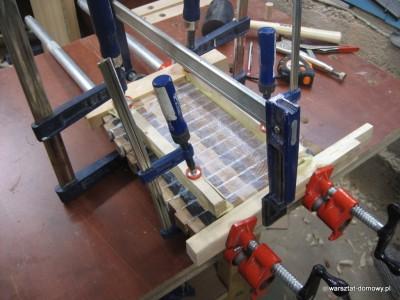 IMG 0911 400x300 Deska dokrojenia zkolorowego drewna
