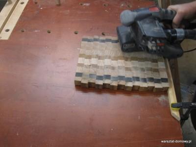 IMG 0920 400x300 Deska dokrojenia zkolorowego drewna