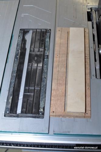 DSC 4042 332x500 Wkładka do piły stołowej MLT100