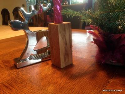 2013 12 24 14.17.28 400x300 Projekt świąteczny   świeczniki na stół wigilijny
