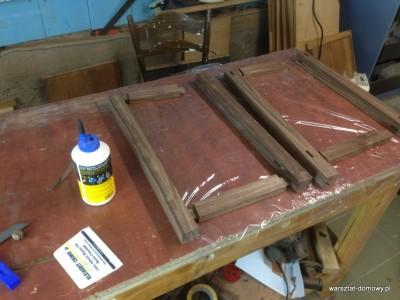 2014 01 27 23.05.26 400x300 Relacja z budowy stołka warsztatowego – dzień trzeci (#SSBO)
