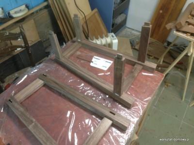 2014 01 28 00.16.26 400x300 Relacja z budowy stołka warsztatowego – dzień trzeci (#SSBO)