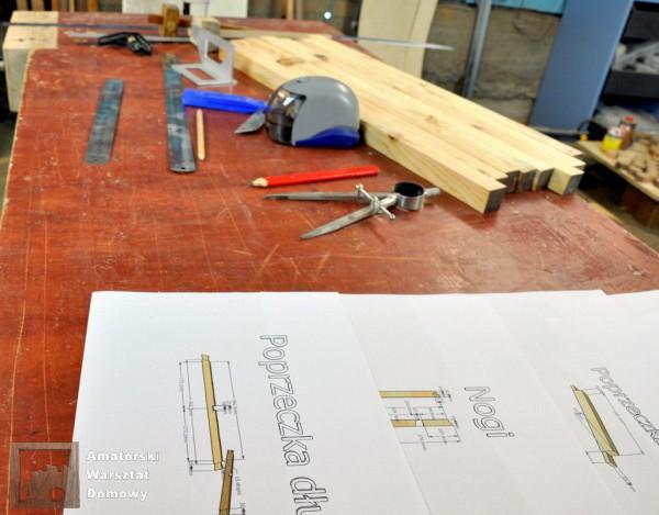04 DSC 0334 600x469 Półokrągły stojak na drewno kominkowe   cz. 2
