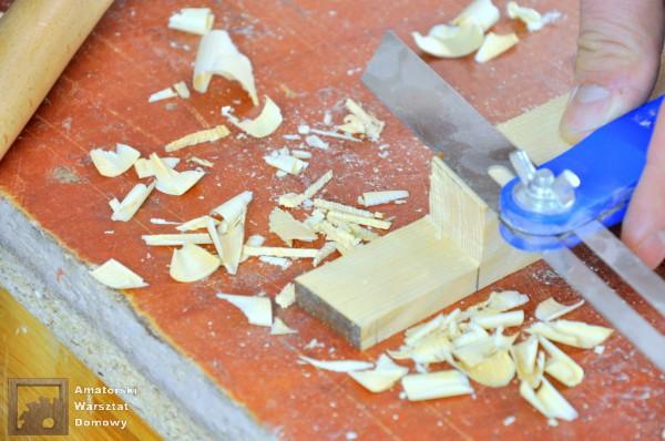 06 DSC 0349 600x398 Półokrągły stojak na drewno kominkowe   cz. 2