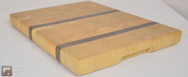 DSC 0065 600x248 Deska do krojenia dla Pani Marty z buku, czereśni i orzecha