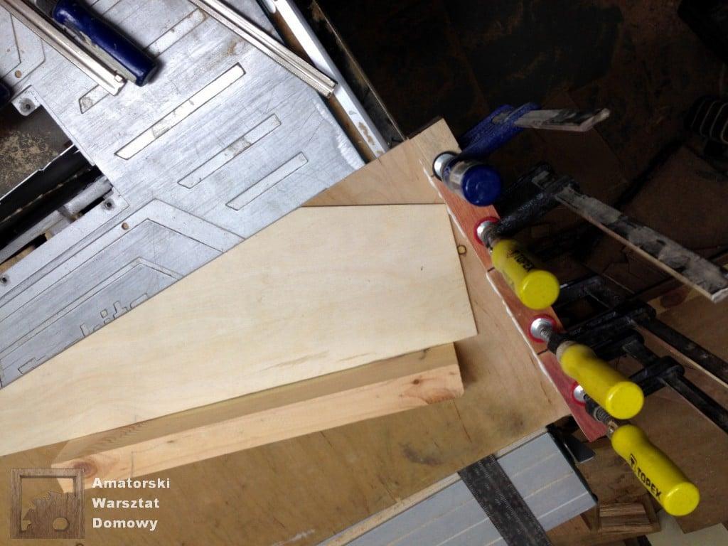 IMG 5606 1024x768 Dębowy stołek według projektu pani Joanny