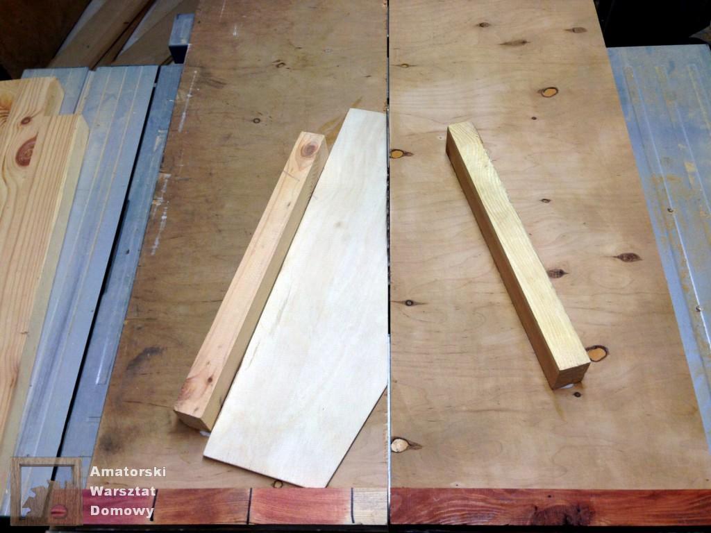 IMG 5618 1024x768 Dębowy stołek według projektu pani Joanny